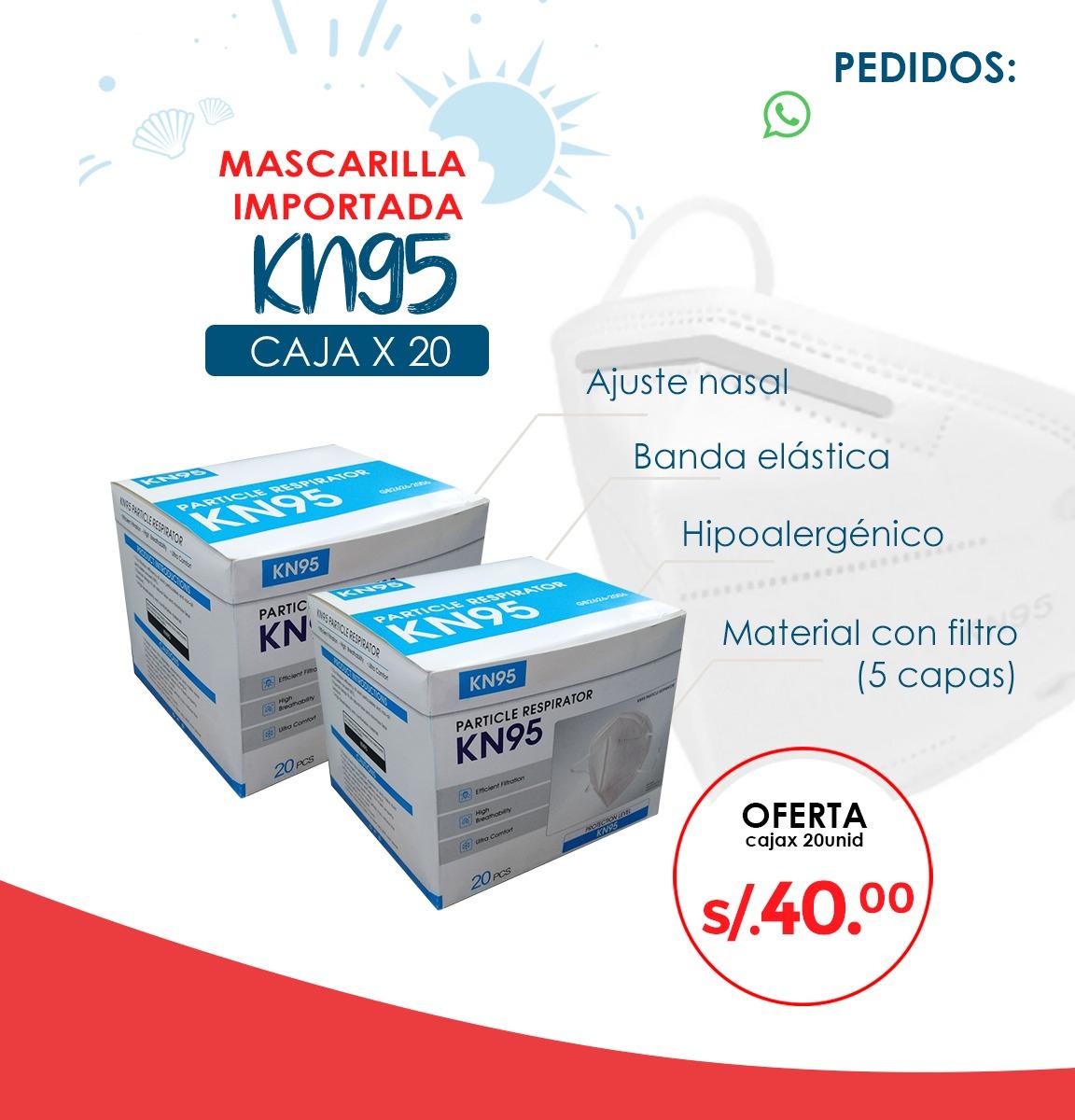 mascarilla kn 95