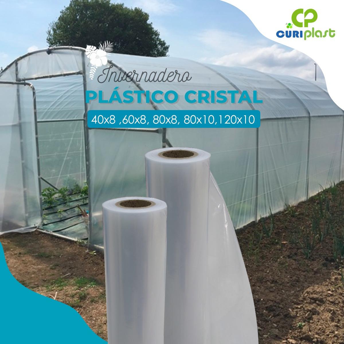 Plástico Cristal y Agro film