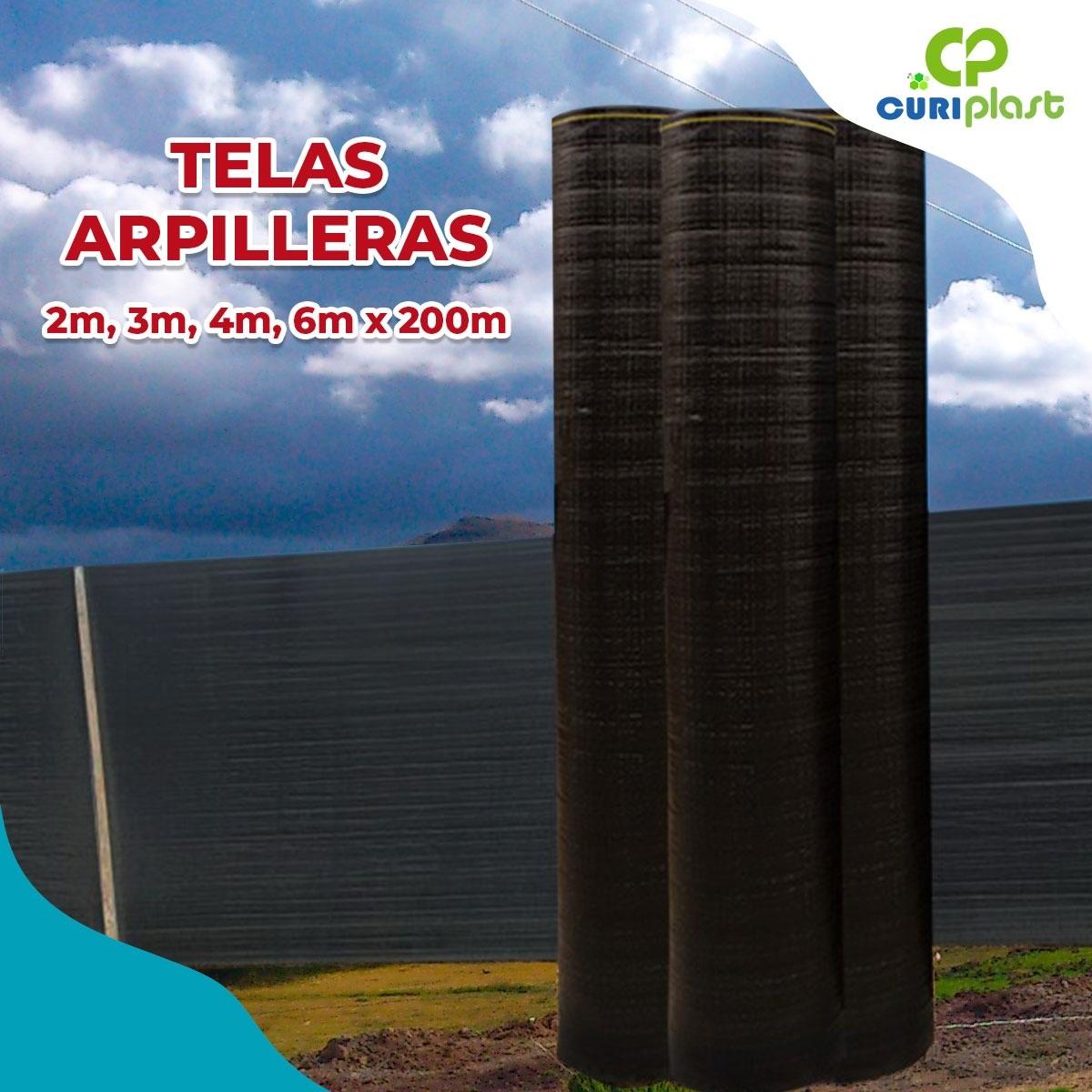 Telas Arpilleras, Laminadas, Tarflex