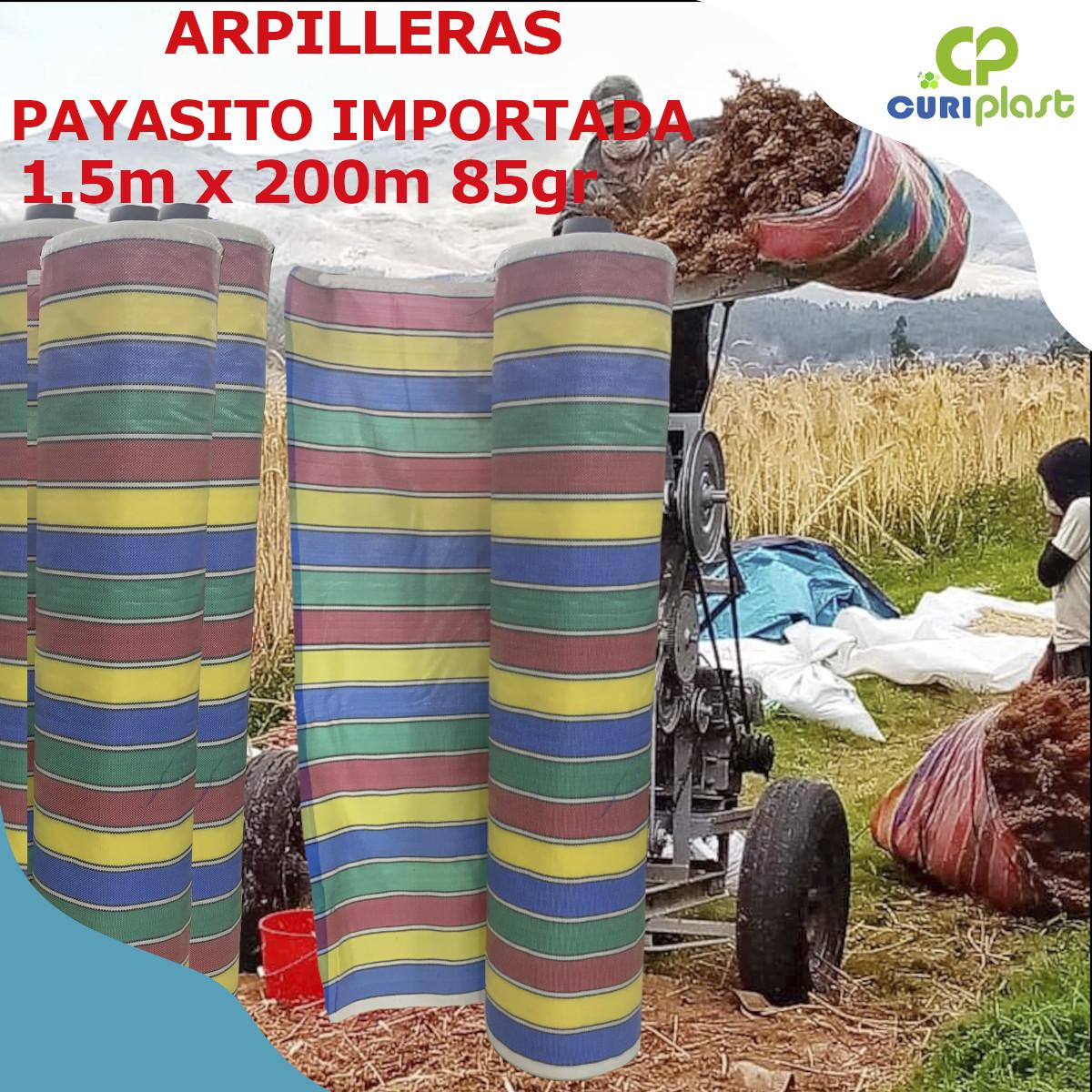 Arpillera payasito importada de 1.5m